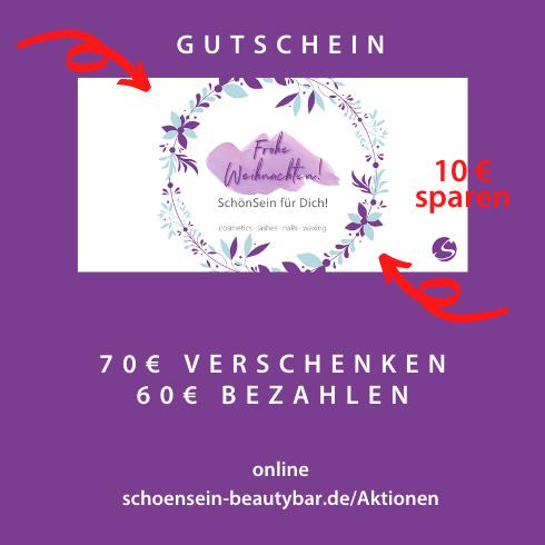 Beautybar geschlossen, Online-Shop geöffnet